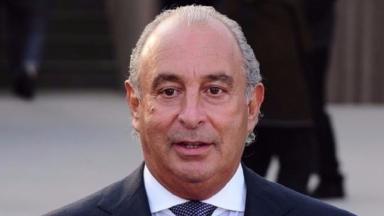 Sir Philip Green has been told to 'get his cheque book out'.