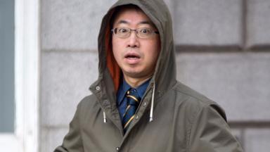 Conrad Chau: Sold prescription drugs for profit (file pic).