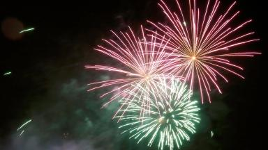 An online petition calls for the sale of fireworks to the public should be banned