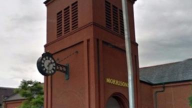The Morrisons store in Blackburn where the child was picked up.