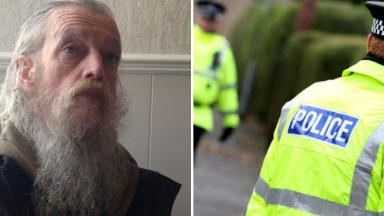 Traced: Colin Haxton was found safe and well.