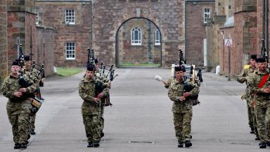 Army base closure announcement