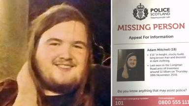 Adam Mitchell: Posters distributed in effort to find teenager.