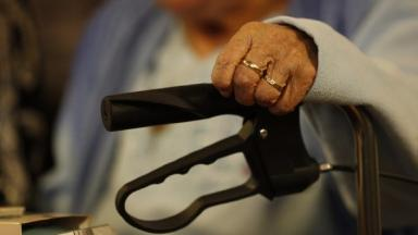 Elderly people: 100,000 older Scots suffer some form of abuse every year.