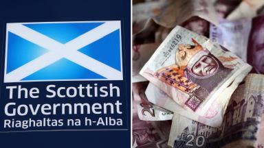Scottish Government money