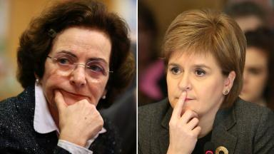 Drafting: Naomi Eisenstadt met with Nicola Sturgeon in November 2015 to discuss a draft of the report.