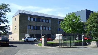 Caithness General Hospital: Neonatal services under scrutiny.