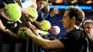 Andy Murray urges action on Park of Keir tennis development