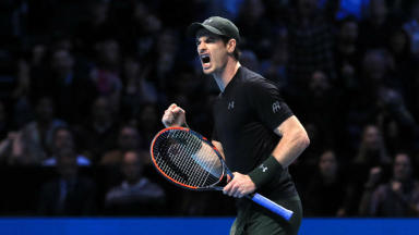 Andy Murray: World Number One