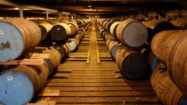Diageo Cardhu distillery