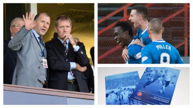 Rangers: The SFA provides the initial licence for Scottish clubs to play in Europe.
