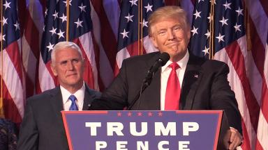 Donald Trump: Billionaire is director of three businesses in Scotland.