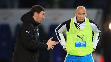 Ian Cathro: Newcastle assistant will become Hearts' new head coach.