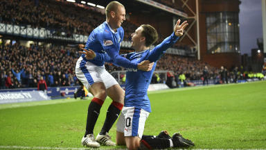 Kenny Miller yet to hear from Rangers over new contract