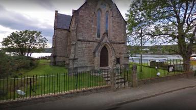 Assynt Church: Woman dies after Skoda fire in car park near church.
