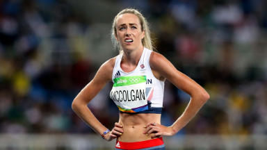 Eilish McColgan: I considered quitting elite athletics
