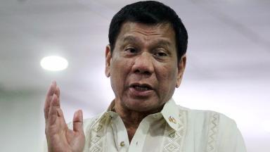 Filipino Rodrigo Duterte has said he killed criminals personally.