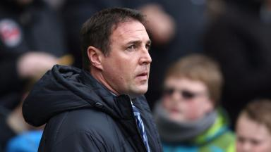 Malky Mackay: Controversial exit from Cardiff City in 2013.