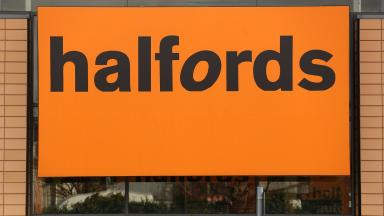 Halfords: Maximum delivery charge of £2.99 will now apply (file pic).