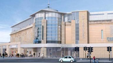 Eastgate: Rooftop bar and restaurant to attract shoppers to the centre.