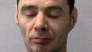 Warren Gillespie: Jailed after raping schoolgirl.