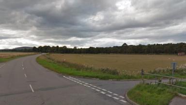 Aberdeenshire crash: Cyclist injured near Alford.