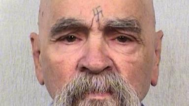 Cult killer Charles Manson
