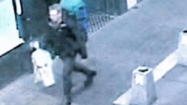 Missing: Dutch hiker on CCTV in Inverness on December 28.