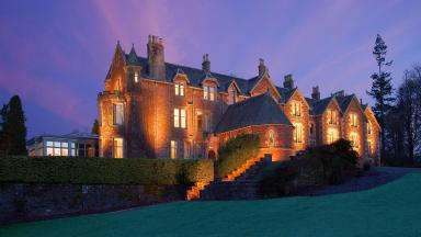 Cromlix: Murray bought the hotel in 2013.