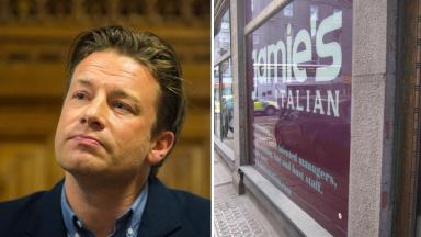 Jamie Oliver: Aberdeen outlet to close in first quarter of year.