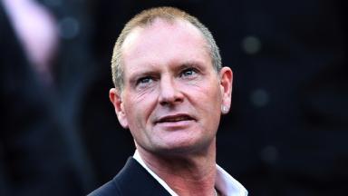 Paul Gascoigne enters rehab 'to get free of his demons'