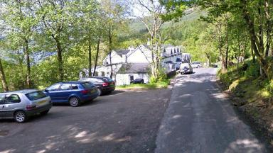 Whistlefield Inn: Young woman targeted in car park of hotel near Dunoon.
