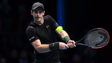 Sir Andy Murray: Tennis star wants to work in football.