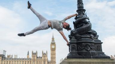 Parkour is now officially a sport in the UK