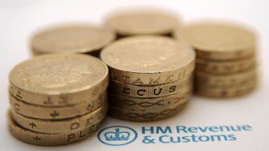 HMRC: Warning over restructuring plans (file pic).