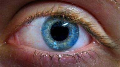 Eye health: Device could help those in developing countries.