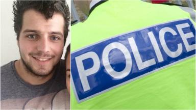 Danny Martin: Missing man found safe and well.