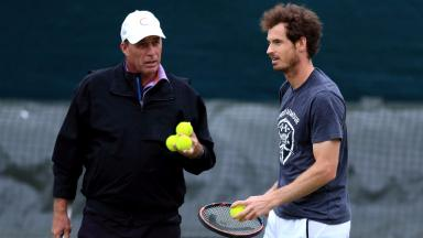 Ivan Lendl, Andy Murray