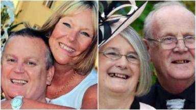 Billy and Lisa Graham and Jim and Ann McQuire died in the Tunisia terror attacks