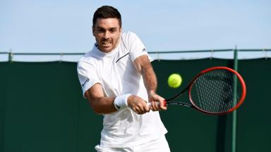 Colin Fleming will move into his new coaching role immediately.