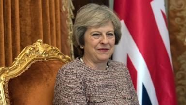 Theresa May QUALITY 7 December 2017
