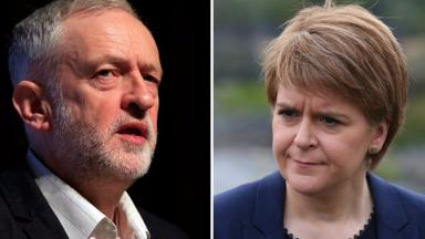 Jeremy Corbyn: Labour leader is in Glasgow on Friday.