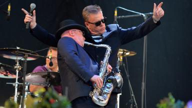 Madness: Headline show in Falkirk on August 4.