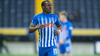 Former Kilmarnock player Coulibaly's career is in limbo.