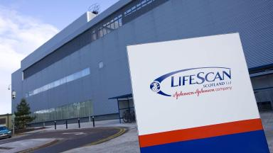 LifeScan: Jobs under threat at Inverness medical firm (file pic).