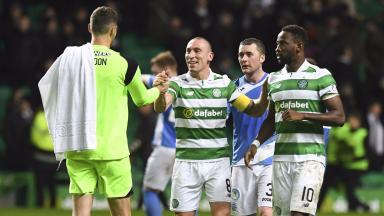 Craig Gordon: Celtic contract expires next summer.