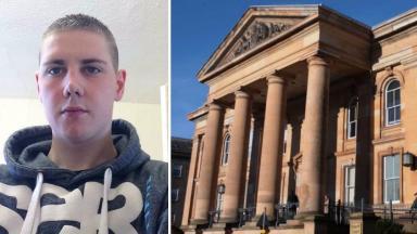Court: Joshua Reid was jailed for assault.