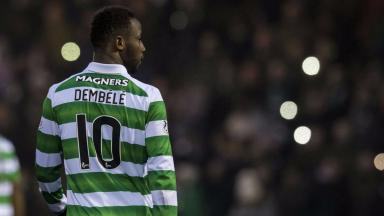 Target: Moussa Dembele won't leave Celtic in this window.