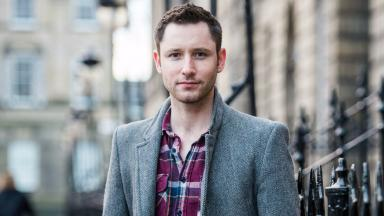 MND campaigner Gordon Aikman who has died aged 31