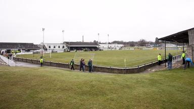 Borough Briggs: Trouble reportedly flared after cup game (file pic).